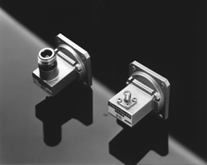 Picture for category Adapters-Waveguide to Coax